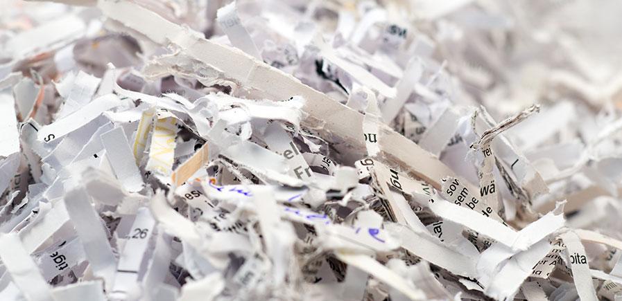 Secure Shredding Destruction Services - Morgan Records